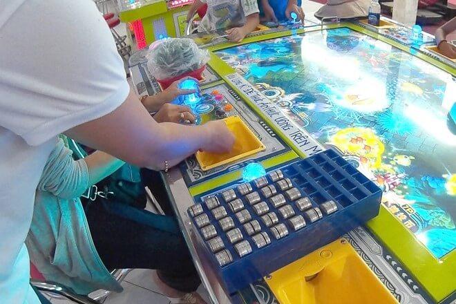 Kỹ thuật chơi game bắn cá siêu thị