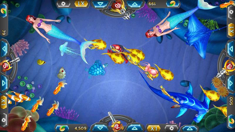Nhiều game thủ chỉ chăm chăm đến việc ham bắn cá lớn