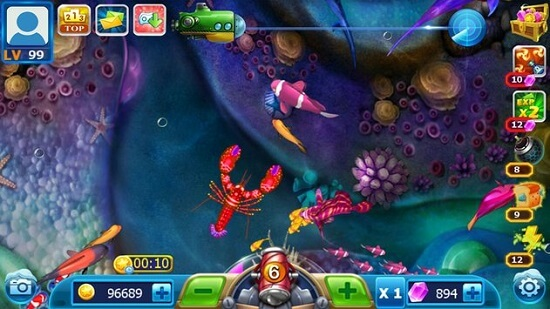 Tải game vua bắn cá miễn phí