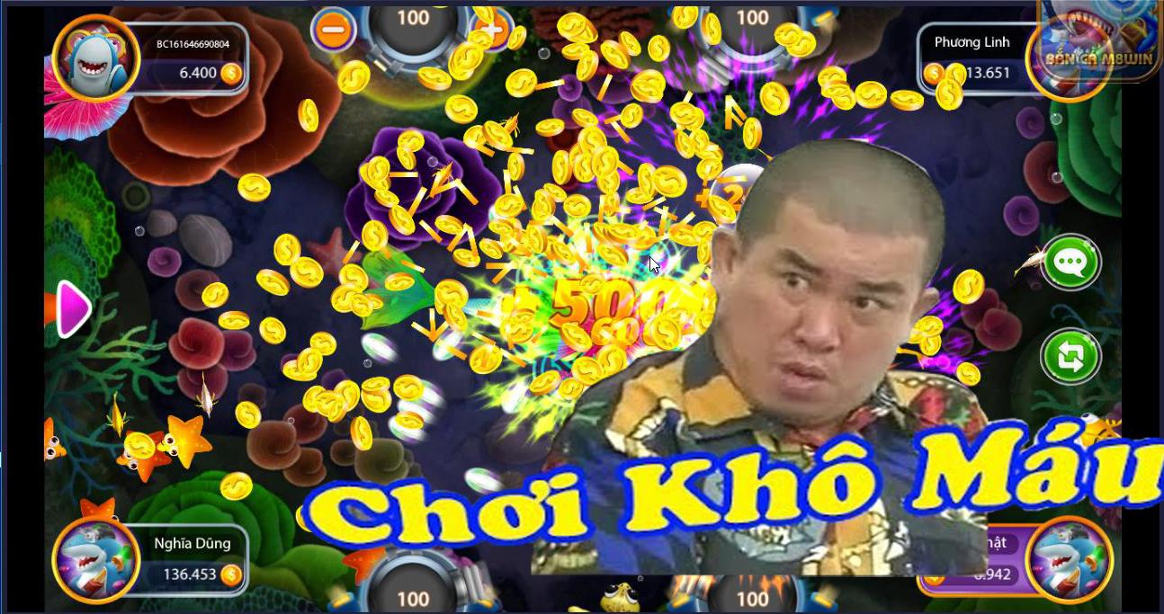 Kho-mau-voi-game-ban-ca-thach-dau
