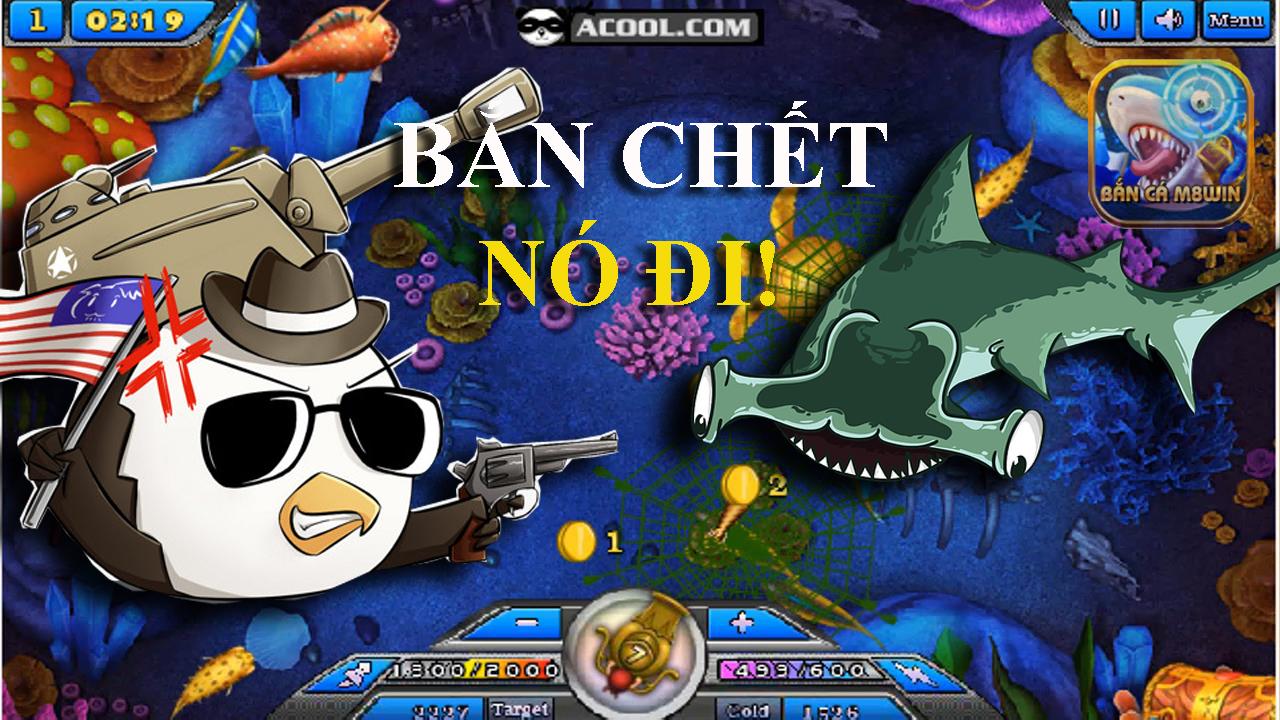 chơi game bắn cá siêu đẳng
