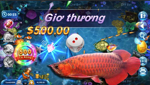 chơi bắn cá đổi thưởng m8win