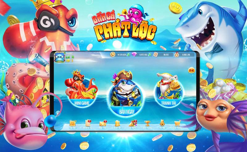 🥇 Bắn Cá Sunwin 2021 – Top 5 Game Bắn Cá Hot Nhất Hiện Nay 🥇