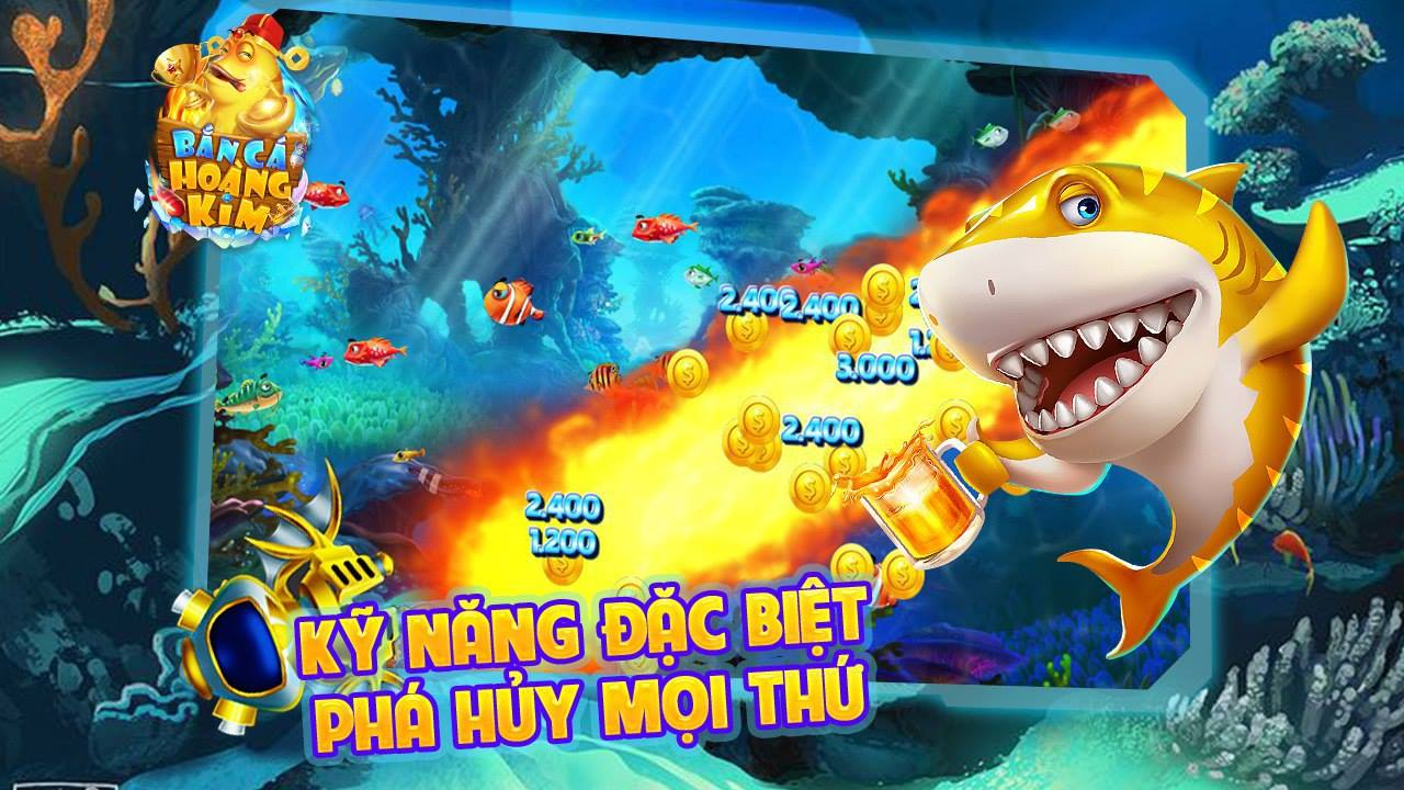 bắn cá hoàng kim