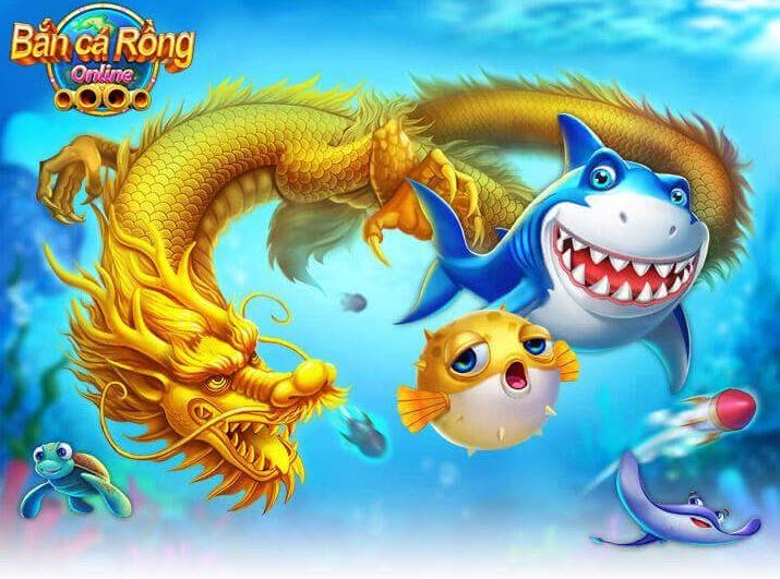 bắn cá vua cá rồng